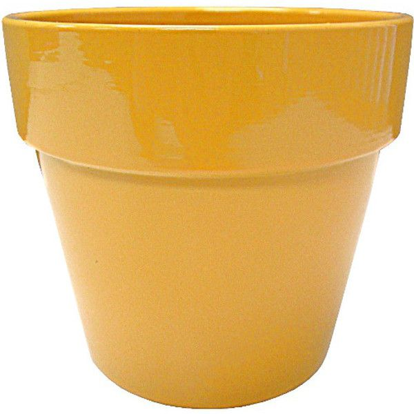 133163- 4 5/8″ Terra Cotta Dark Yellow 48/Case