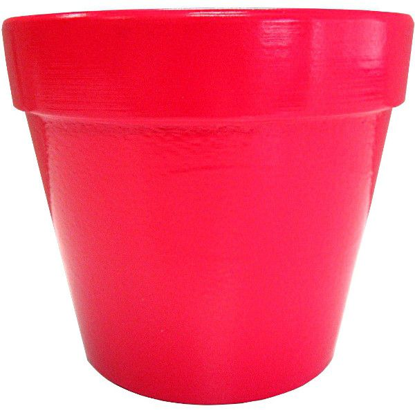 133171- 6″ Pot Terra Cotta Red 12/Case