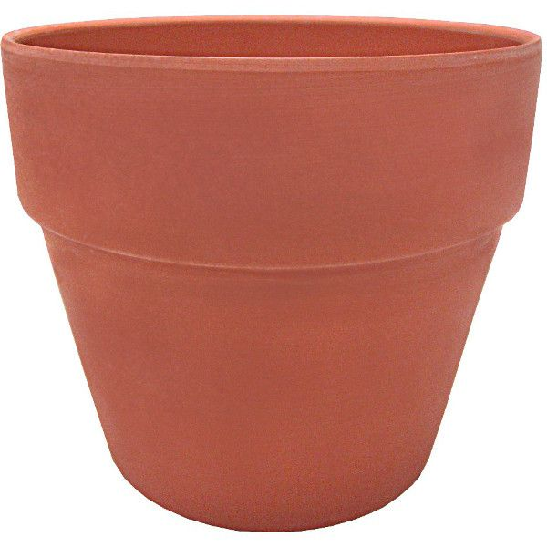 133173- 6″ Terra Cotta Natural 24/cs