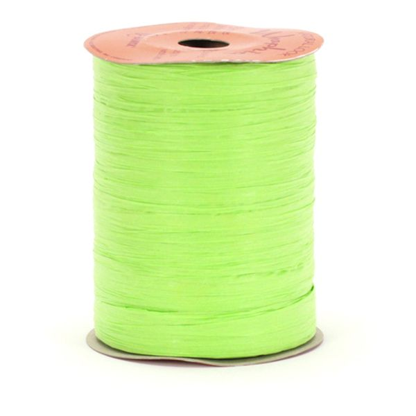 74900-44- WRAPHIA MATTE X 100 YDS CHARTREUSE (149990)