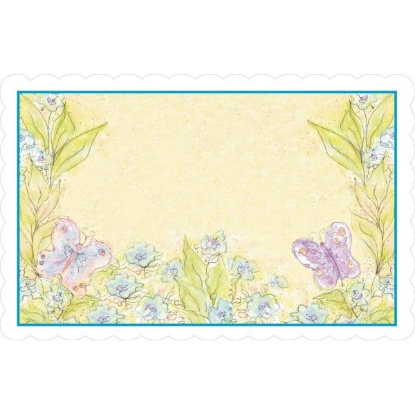 SP0079- Card No Sentiment  50/Pkg