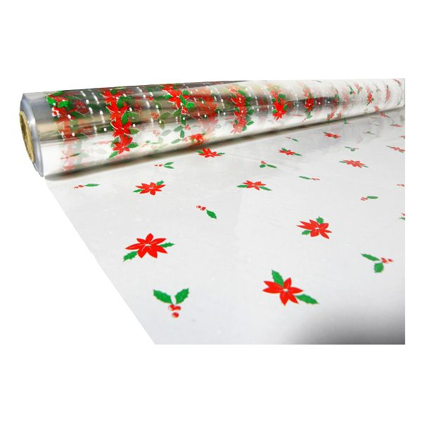 212040- CELLO 30 X 250′ – 30 MIC POINSETTIA SALE CS/9