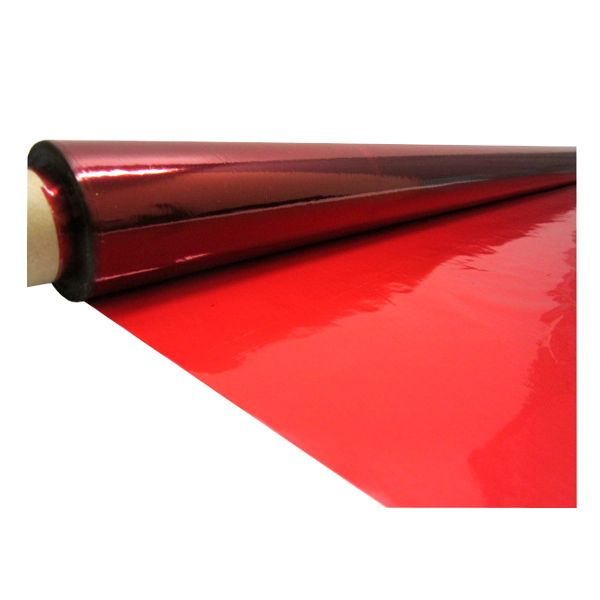 212135- CELLO 40″ X 200′ 30 MICRON RED CS/12
