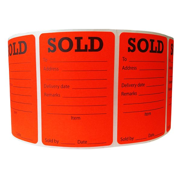 393030- LABELS SOLD C-PS-910