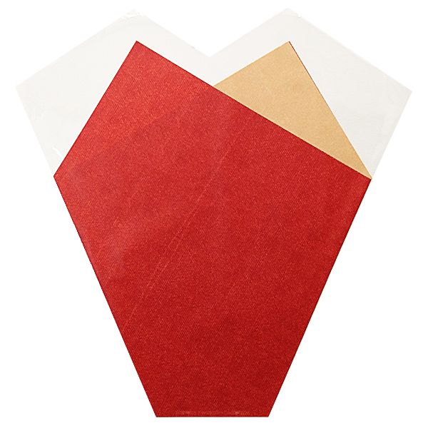 982437- SLEEVE 50 X 44 X 12CM FARM FRESH RED 50/PKG 1M/CS