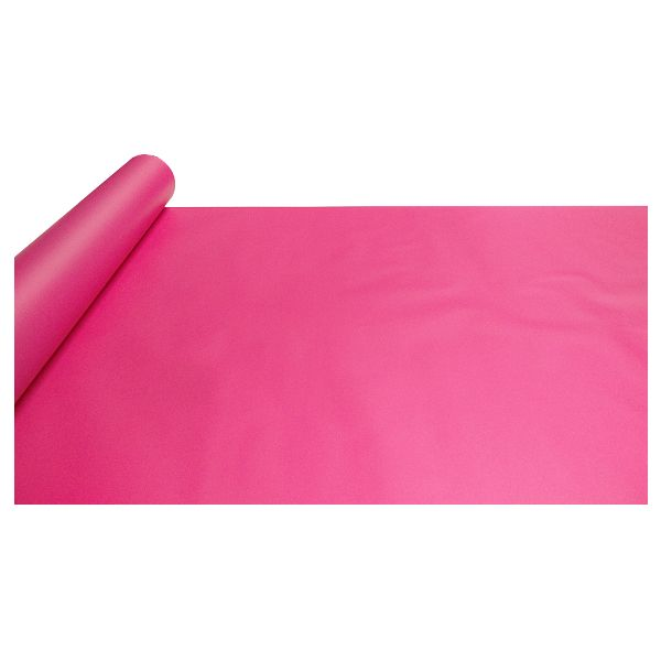 2000-160- PAPER FLOD 19.5″ X 28.5 YDS STRONG PINK PLASTIC WRAP