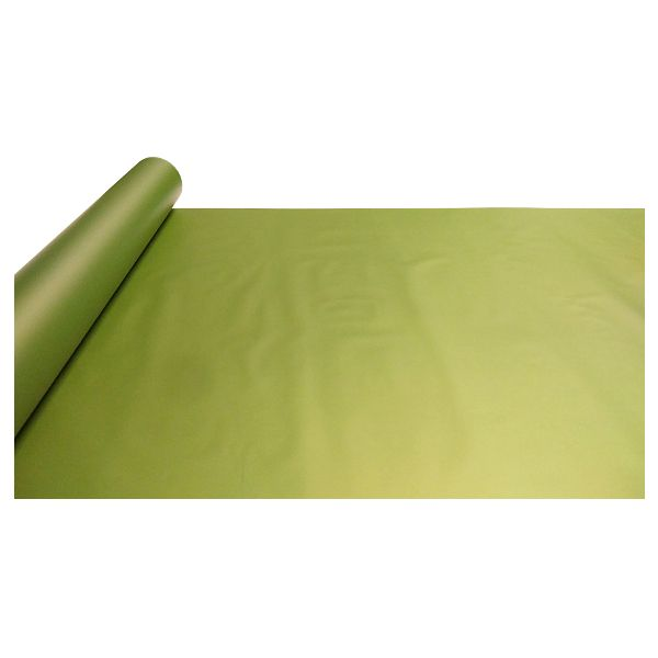 2000-510- PAPER FLOD 19.5″ X 28.5 YDS TRANS GREEN WRAP CS/40