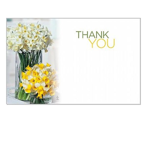 AC4886 –  THANK YOU CARD, PKG/50