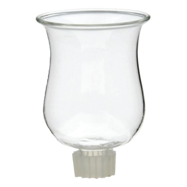 G342 –  3.5″HT BELL VOTIVE HOLDER, FOR CANDELABRAS