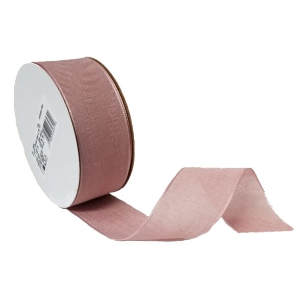 163304-121  –  #9 X 25 YDS PINK BLUSH TEAGAN RIBBON