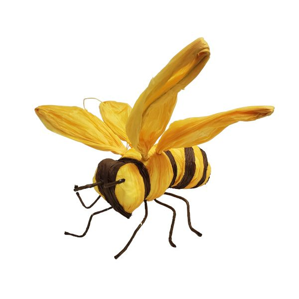 AC10109YEBR  –  13″ YELLOW GIANT BEE