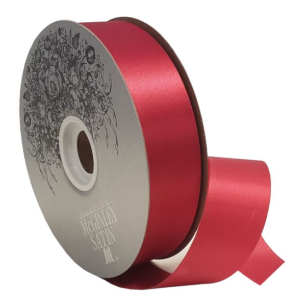W9-178  –  #9 X 100 DELBARD SATIN ACETATE RIBBON