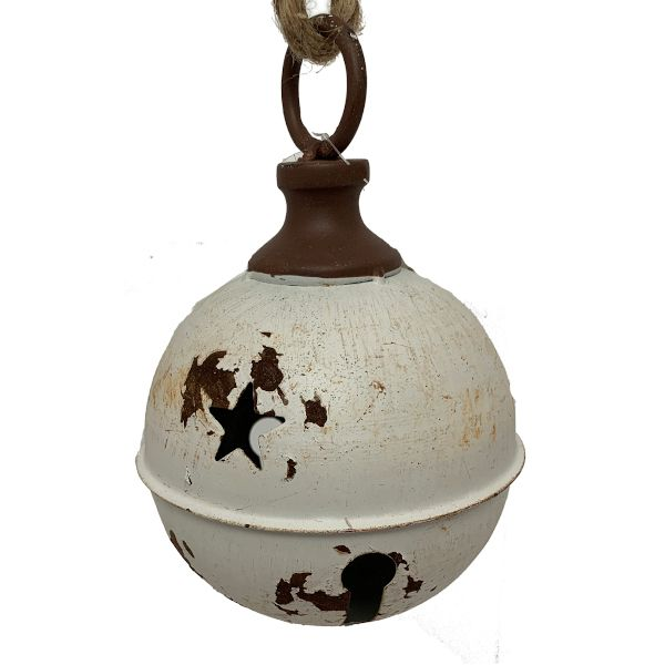 278540ANW  –  5″ X 7″ ANTIQUE JINGLE BELL